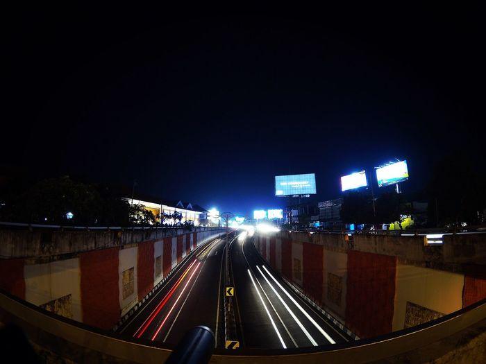 Night Timelapsephotography Long Exposure