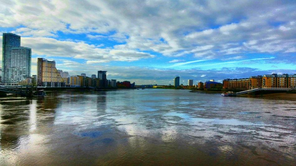London LONDON❤ London The Thames Riverside River View Color Of Life