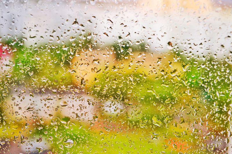 Minsk Rain Raindrops Window Raindropshot Raindrops On My Window