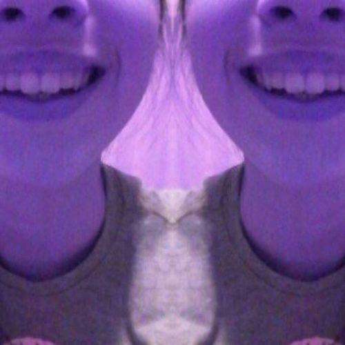 Funnyphotobooth Purple Mirror