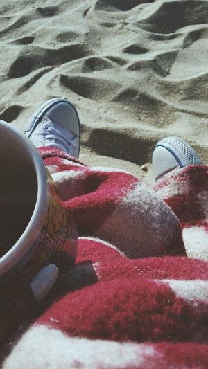 Beach Human Leg