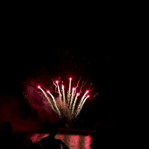 Fireworks Capture Tomorrow