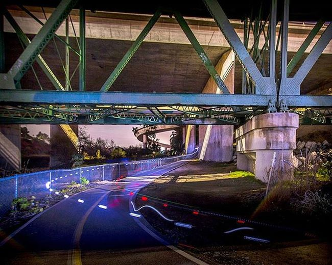 Lurking around the Oceanside area last night with my brother @endofassembly. Here's some bicyclist's light streaks 🚲🚴 under the North Coast Hwy bridge. ____________________________ 16mm, Canon 5d Mark iii (15 seconds, 50 ISO, f/3.2) ____________________________ Exploretocreate Streetdreamsmag Artofvisuals Visualsoflife Livefolk Instagoodmyphoto @instagood Thecreative VSCO HSDailyFeature Creativevagrants Byfolk Mobilemag Illgrammers Createcommune Way2ill Wildnernessculture Moodygrams Fatalframes Heatercentral Travelawesome Agameoftones Canon_photos @Canon_photos Killyourcity Mkexplore Bike lightstreaks lightpaintingexploresandiego @countyofsandiego @igerssandiego oceanside