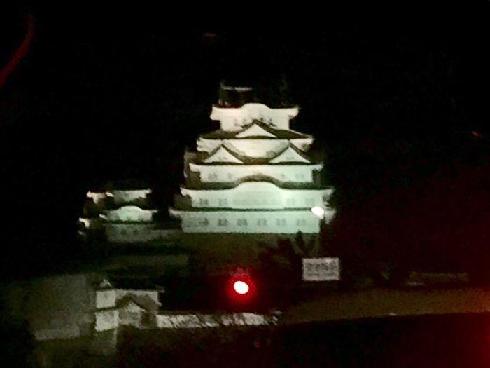 Architecture Viewmatic Architecture Japan Style Old-fashioned Night あけましておめでとう 今年もよろしくお願いします。