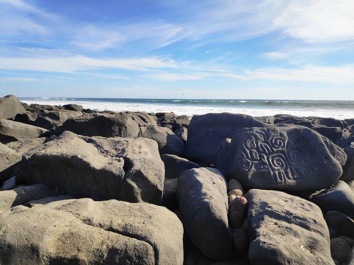 Petroglyphs Sea
