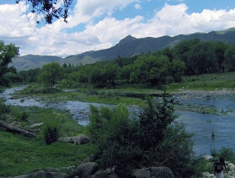 Check This Out Relaxing Cosquin Argentina Photography Mountain View River Sky Landscape