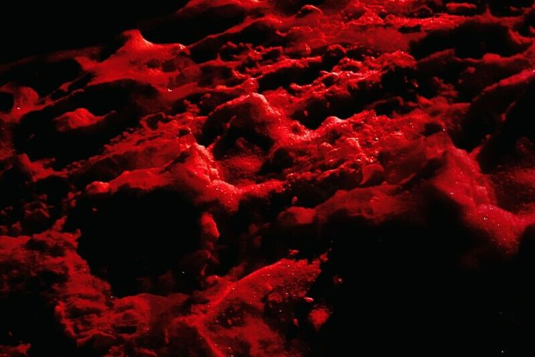 """Exit wound"" (2014) Odd But Beautiful Weirdart Oddities Weird Stuff Strange Things Weird Oddbeauty Abstract Red Suggestive Photography Suggestiveart Abstract Art Splatter Splatter Color Bloody Mess Blood Splatter gore Goregrind"
