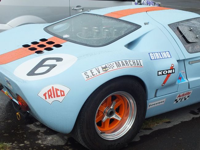 Ford GT40 Ford Ford GT 40 Fast Fast Cars Gulf Colours