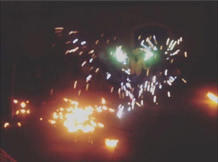 Luci Party Fiesta Festadipaese Artistidistrada