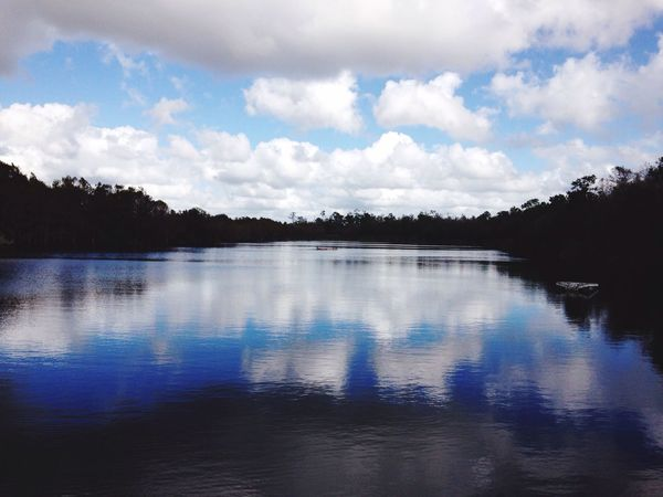 Water Reflection Nature Scenics Lake Sky Beauty In Nature No People