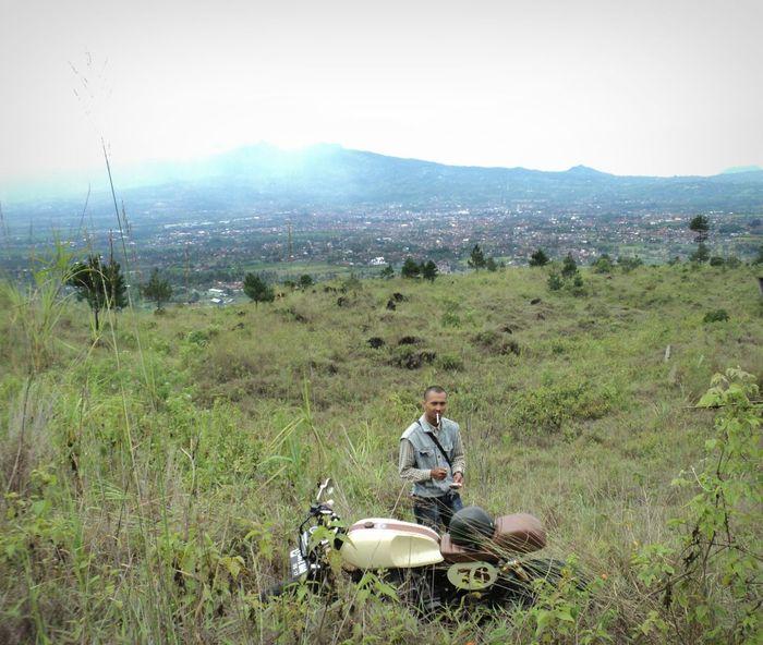 CMS Caferacer Garut GarutEndah Mt_guntur Motorcycle Bikers Nature Indonesia_bagus