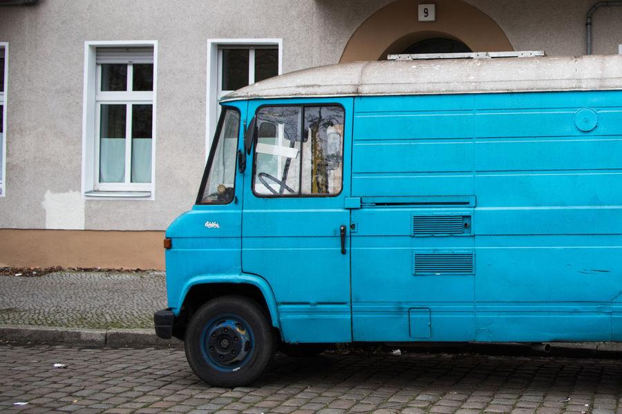 Old Mercedes camper van Berlin Camping Mercedes Old Van Blue Camper Mercedes Benz Oldtimer Side Shot  Street Photography Streetphotography Van Vanlife