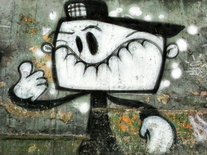OK GRAFFITI