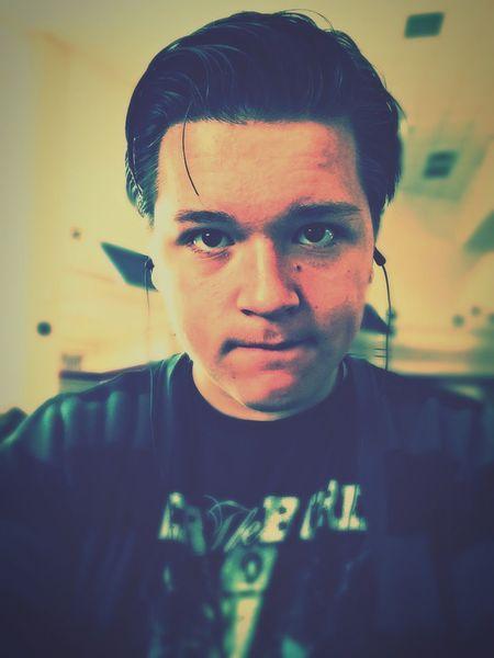 That's Me At School Yeah. Hi! Frick