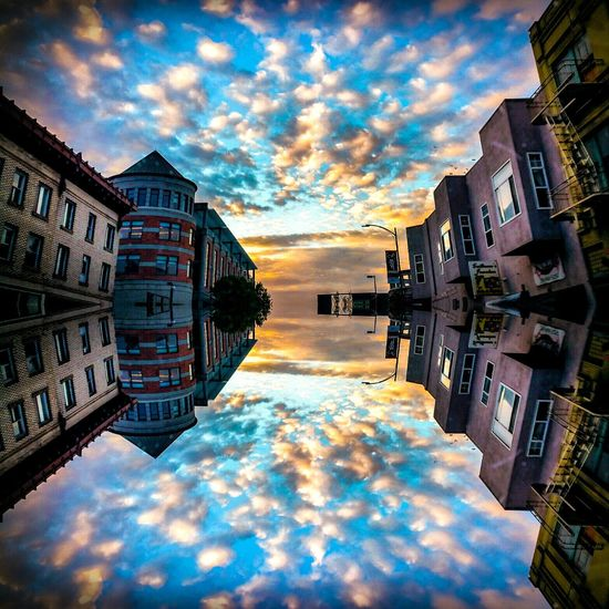 Stockton... Street Photography Sunrise Porn Photo Of The Day Color Photography Photography Is Life Clouds And Sky Camera Love Beautiful StocktonCa EyeEm Best Shots Photography Lovers Abstract Photography Creative Photography