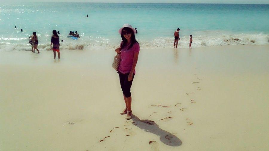 Me and my dreamland Enjoying Life