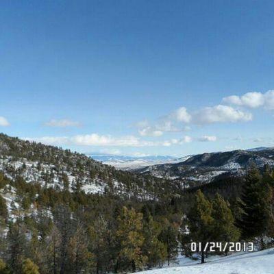 doesn't get much better than this Mountains Helena Montana MtHelena snowwalk
