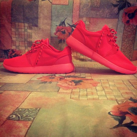 Acquisition Nike Rush Run Rouge TeamSneackers Team Sneackers Addict 👟🔴👌