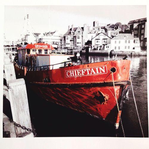 Whitby Boats Chieftan