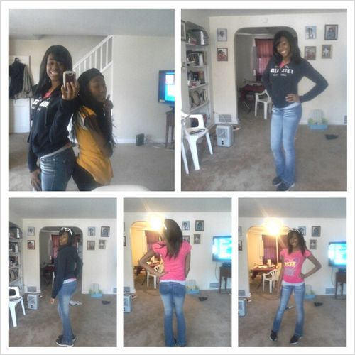 Me &' My cousinn We boutaa be out