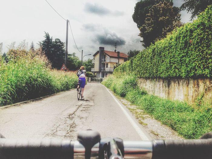 Bike Fixed Fixedgear Outdoors Country