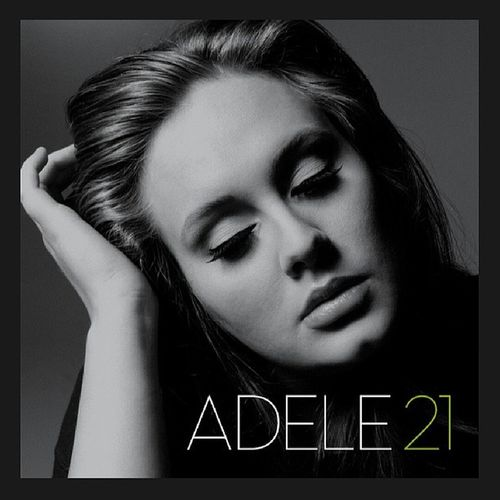 "It has been awhile for having an ""Adele"" mood.. Adele Turningtable 21"