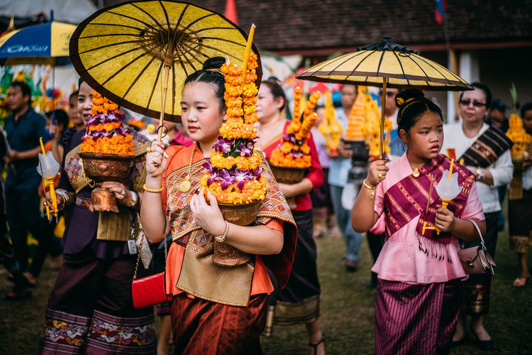 Showcase: January Buon That Luang - Viantiane, Laos Journey Good Times