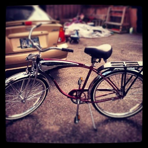 Schwinncruiser Newbike Billy Bikeforbilly love jealous