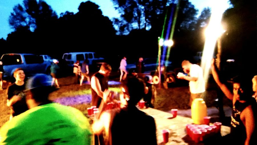 Reed city Michigan. Party and dance floor in the woods this parties numbers hit 375 people!!!! Birthday Party Dance Floor In Woods Eyeemphotography Hanging Out EyeEm Best Edits EyeEm Best Shots Check This Out Party Time! Party Crashing Check Electronic Music Shots