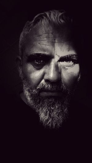 😱 Baaabaamboom🥃🗯 Real People Human Face Beard Only Men One Person Mid Adult Men The Week On EyeEm EyeEmNewHere The Week On EyeEm