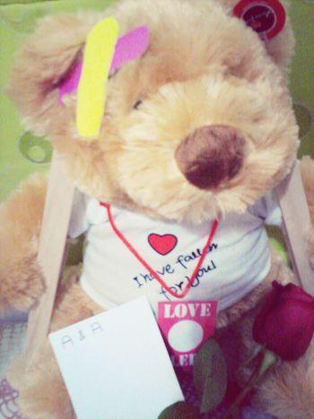 Lovelovelove . Perfect Boyfriend Happy Three Months Himm <3