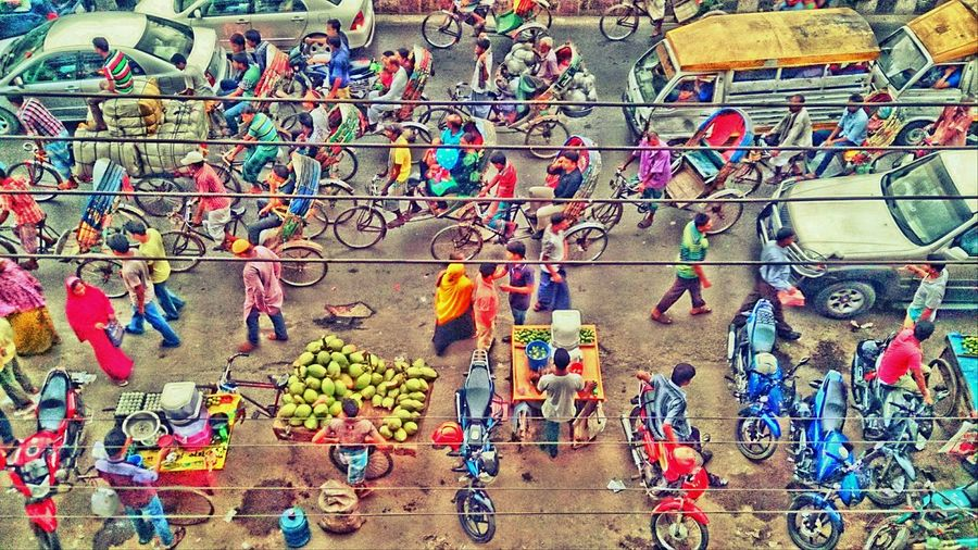 Busy Street Busy People Rikshaw Rikshawpuller. Pepoles Busy Day Busy City Busylife Busy Place EyeEm Best Shots Eyem Gallery EyeEm Bangladesh EyeEm Gallery Eyemphotography Hdr_Collection Hdr_Collection Hdr_gallery Hdr_lovers