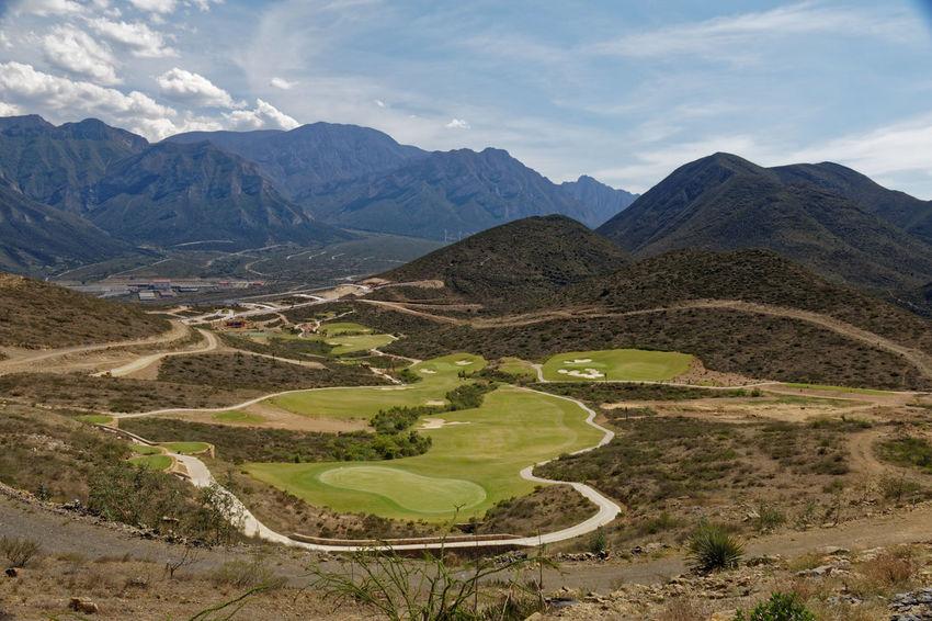 Golf course Golf Golf Club Golf Course Green Landscape Mountain Range Outdoors Scenics Fairway