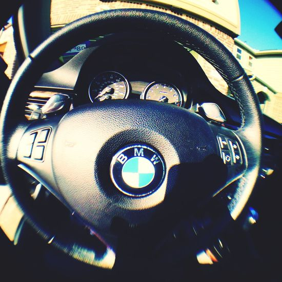 Bmw335iFisheye IPhone 5S