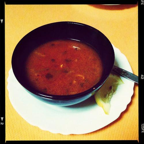 Une bonne Soupe pour ce Froid