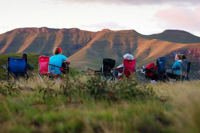 The Great Outdoors - 2017 EyeEm Awards Mountain Nature Relaxation Togetherness Landscape Young Adult Scenics Camping Tranquility Friendship Beauty In Nature Summer Southafrica