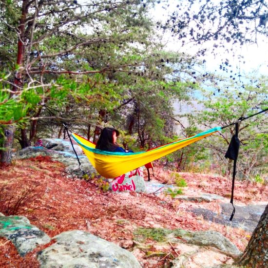 Eno Hanging Out Nature Hammock Mybaby❤ MyWife❤️