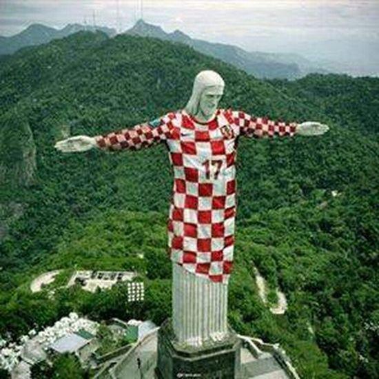 Croatiaaaaaa ?⚪? ?????????? Hello World Worldcup2014 Croatia Croatian