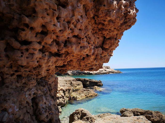 Nature Day Sea