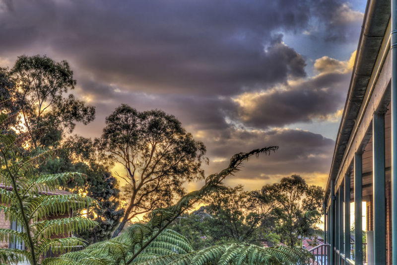 First attempt at proper HDR, like if you like : Landscape HDR Trees Buildings A6000