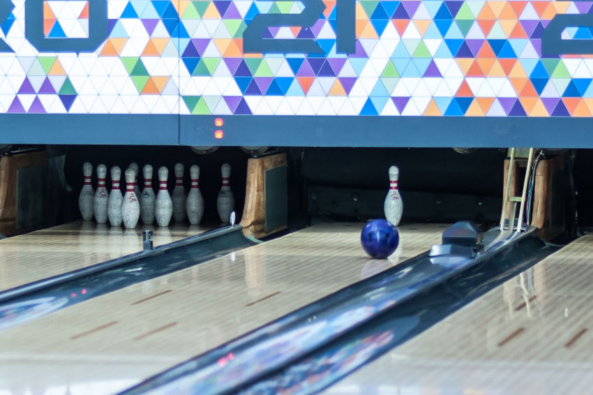 Architecture Blue Bowling Bowling Bowling Alley Bowling Ball Bowling Balls Bowling Blue Bowling Pins Bowling Shoes Bowling Time Bowling! Bowling(: Bowlingball Bowlingnight Day Hit Indoors  No People Pins Spare Spare Bowl Strike Waiting Waiting In Line
