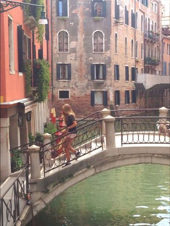 I need a six months vacation, twice a year. Venezia Zuschön Sommer2015 Warzukurz