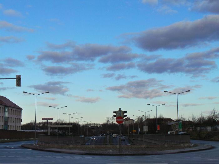 Autobahn Autobahnbrücke Clouds And Sky Freeway Highway Himmel Motorway Sky Sky And Clouds Wolken Wolkenhimmel