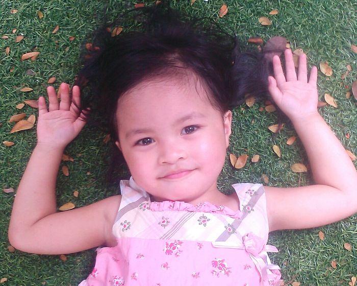 my beloved... Mykid Kid Girl Mobile Photography Portrait Smile ✌ Kidsphotography Everyday Joy Love First Eyeem Photo