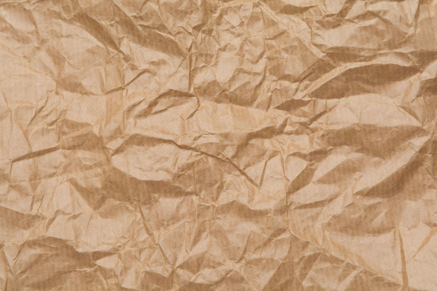 Close up texture of brown crumpled paper bag Abstract Backdrop Backgrounds Bag Blank Brown Close Up Copy Space Creased Crumpled Crushed Empty Garbage Grunge Material Old Packaging Paper Pattern Recycle Recycling Rough Textured  Wrapping Wrinkled