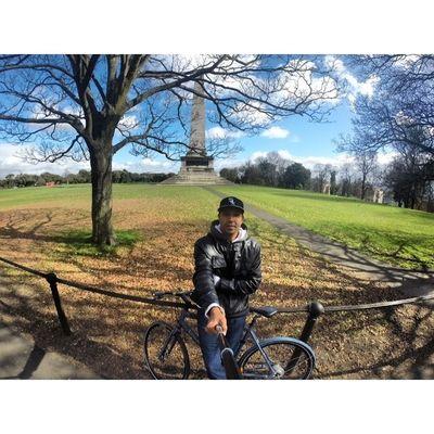 Phoenix Park. Dublin Bike Gopro3 Trippics
