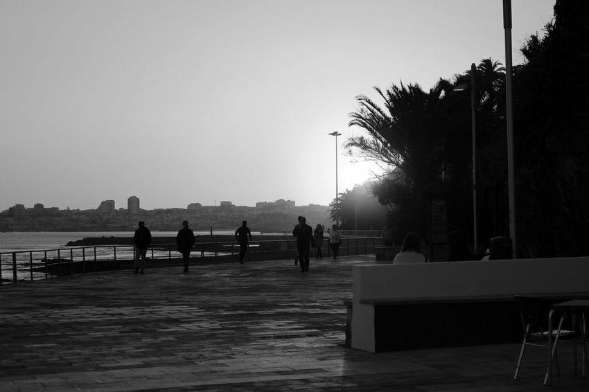 End Of The Day Sunset Eye4photography  EyeEm Best Shots EyeEmBestPics Seaside