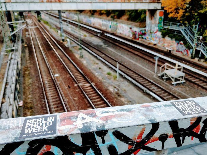 it's happening Guerrilla Marketing BPW18 Berlin Photo Week Rail Transportation