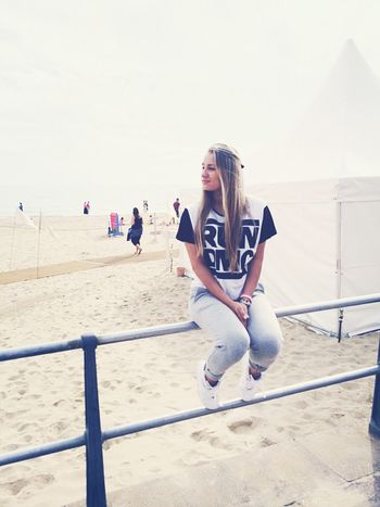 Beach That's Me Follow Like