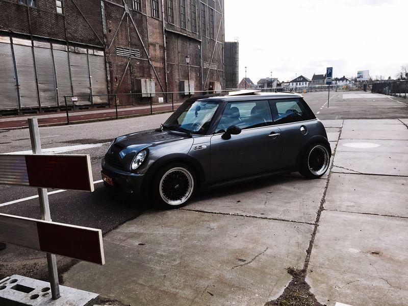 BBS_Rims Mini Cooper Mini Cooper S BBS Mini Car Amsterdam